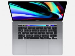 【新品未開封品(未使用)】 MacBook Pro 16インチ/Core i7 2.6GHz/16GB/512GB スペースグレイ