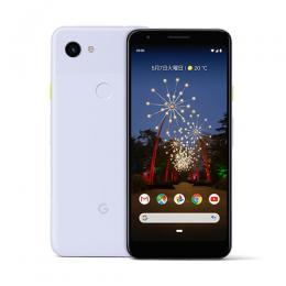 《SIMロック解除済》※判定〇【新品未使用】SoftBank Pixel 3a 64GB [Purple-ish] Google G020H