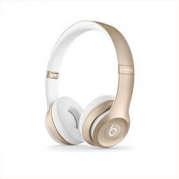【新品未開封品(未使用)】beats solo2 wireless beats by dr.dre[ゴールド]