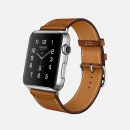 【新品未開封品(未使用)】Apple Watch HERMES Simple tour 42mm[フォーヴ]MLCC2J/A